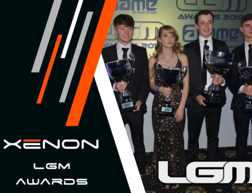 Xenon Kart take LGM podium awards