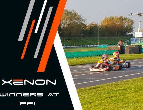 More podiums for Xenon at PFi Autumn Cup 2019