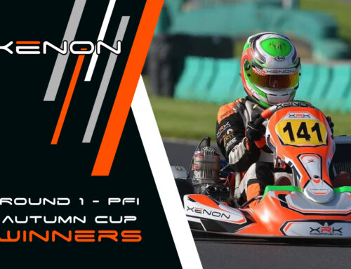 Xenon Kart dominate PFi's Autumn Cup